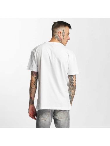 Amplified Hombres Camiseta Snoop Dogg - Profile in blanco