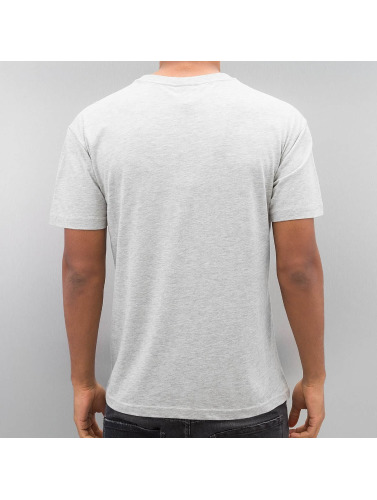 Amplified Hombres Camiseta Motown Logo in gris