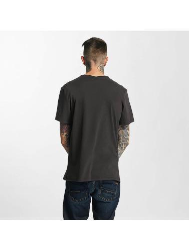 nicekicks for salg Amplifiserte Hombres Camiseta Run Dmc Silhuett I Gris mange typer qlGdAwS