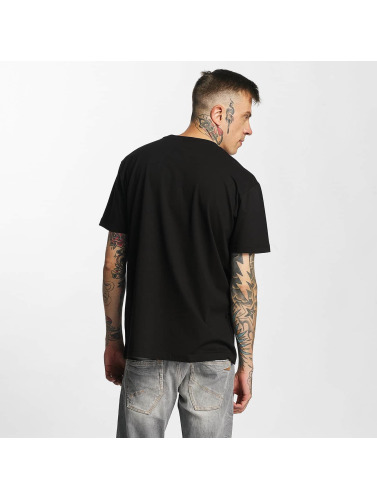 Amplified Hombres Camiseta Tupac - All Eyes On Me in negro