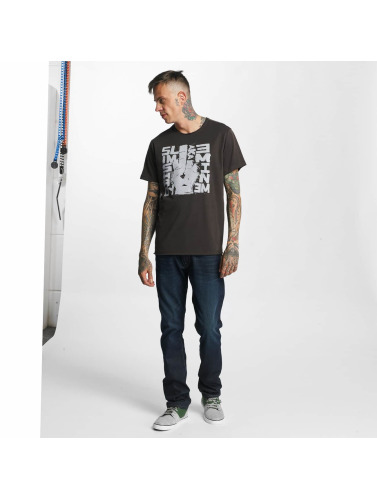 Amplified Herren T-Shirt Eminem Slim Shady in grau