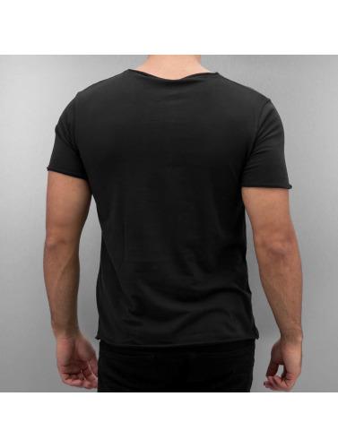 Amplified Herren T-Shirt AC DC Logo in schwarz