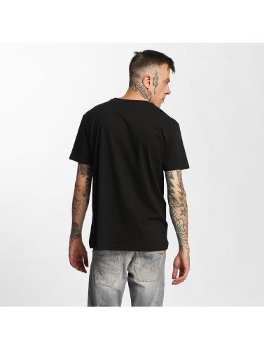 Amplified Herren T-Shirt Snoop Dogg - Red Square in schwarz