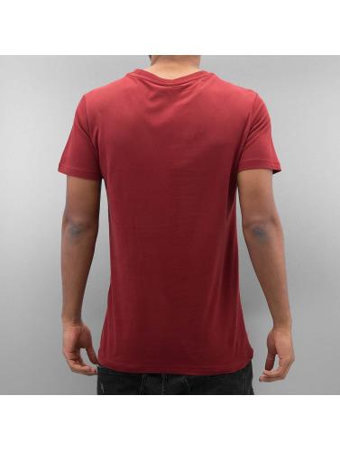 Amstaff Hombres Camiseta Malex in rojo