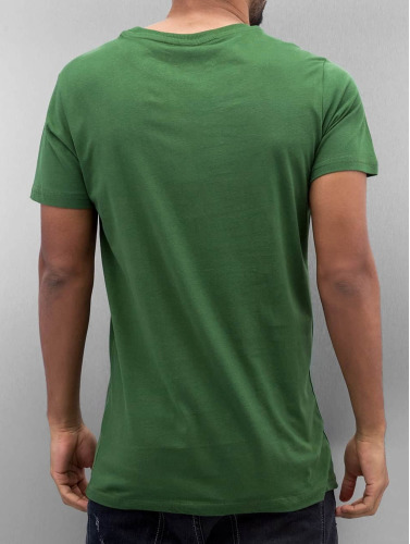 Amstaff Hombres Camiseta Isanto in verde