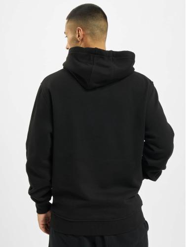 Amstaff Herren Hoody Logo in schwarz