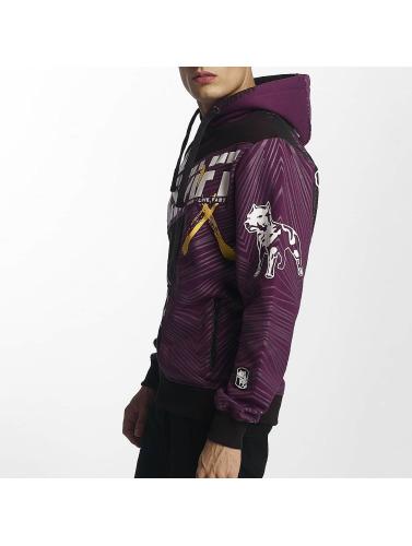 Amstaff Herren Hoody Kenai in violet Freies Verschiffen Der Niedrige Preis 0VO9YOOB3i