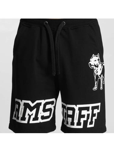 Amstaff Herren Shorts Hokus in schwarz
