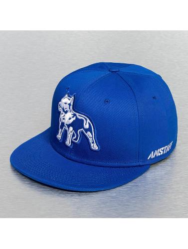 Amstaff Snapback Cap Timus in blau