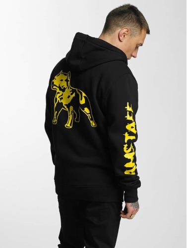 Amstaff Hombres Sudaderas con cremallera Logo in negro