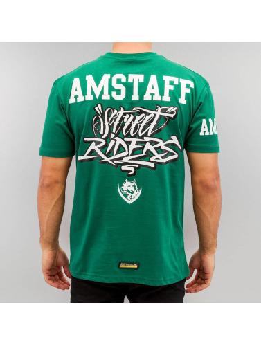 Amstaff Herren T-Shirt Alador in grün