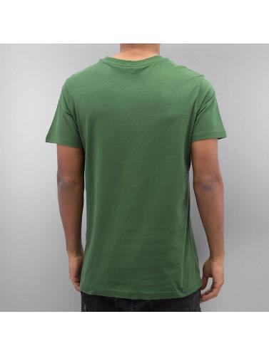 Amstaff Herren T-Shirt Perro in grün
