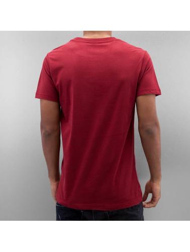 Amstaff Herren T-Shirt Vintage in rot