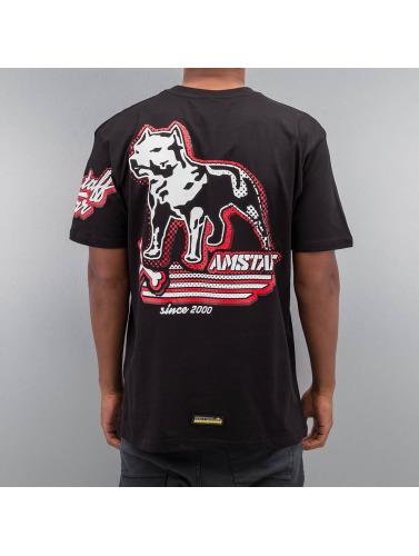 Amstaff Herren T-Shirt Veros in schwarz
