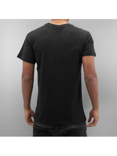 Amstaff T-shirt Des Nerfs Des Hommes En Noir