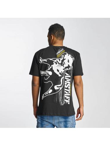 Amstaff Herren T-Shirt Elard in schwarz
