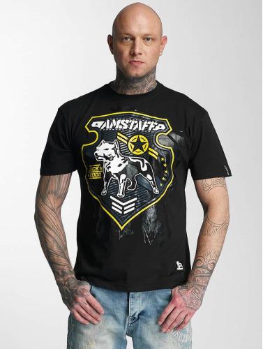 Amstaff Herren T-Shirt Razar in schwarz
