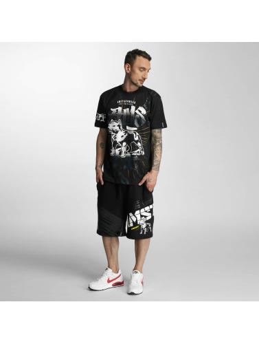 Amstaff Herren T-Shirt Unchained 2 in schwarz