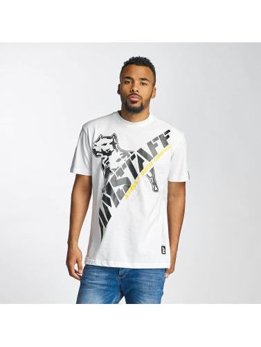 Amstaff Herren T-Shirt Kalamos in weiß
