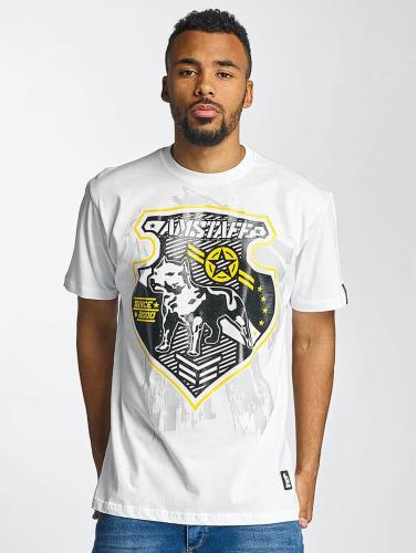 Amstaff Herren T-Shirt Razar in weiß