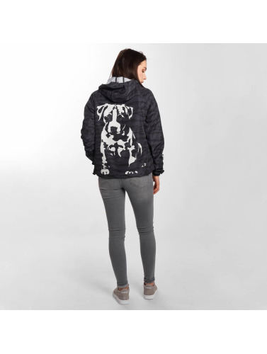 Amstaff Ladies Transition Jacket In Black Deety