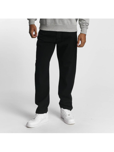 Amstaff Gecco Gulrot Jeans Menn I Svart handle for salg klaring største leverandøren salg Footlocker bilder gratis frakt engros-pris 25tMk