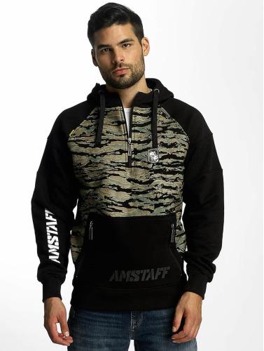 Amstaff Herren Zip Hoodie Zervis Half in camouflage