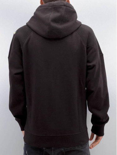 Amstaff Herren Zip Hoodie Toson in schwarz