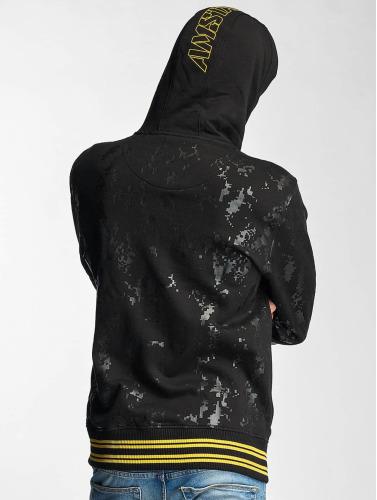Amstaff Herren Zip Hoodie Namru in schwarz Auslass Verkauf Online Rabatt Authentisch Spielraum Online-Shop CaYsox76Y5