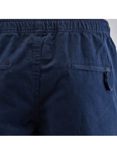 Amsterdenim Herren Shorts Bert in blau