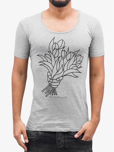 Amsterdenim Herren T-Shirt Aad in grau