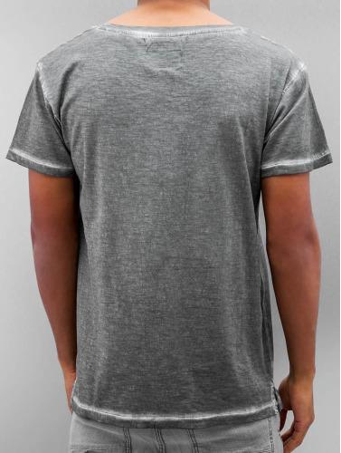 Amsterdenim Herren T-Shirt Floris in grau