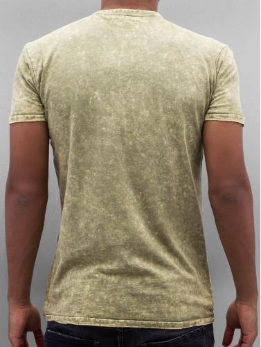 Amsterdenim Herren T-Shirt Jaap in grün