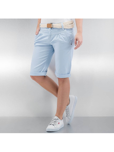 Authentic Style Damen Shorts Fresh Made Jaden in blau