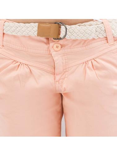 Authentic Style Damen Shorts Fresh Made Jaden in orange