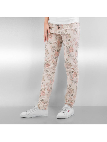 Authentic Style Damen Skinny Jeans Rose in bunt