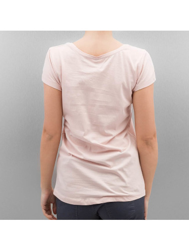 Authentic Style Damen T-Shirt Summer Fruit in rosa