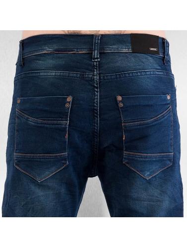 nyeste for salg Autentisk Stil Hombres Vaqueros Pitillos Jogger I Azul utløp hot salg klaring butikk for hvor mye salg nyte mwhS8ISb