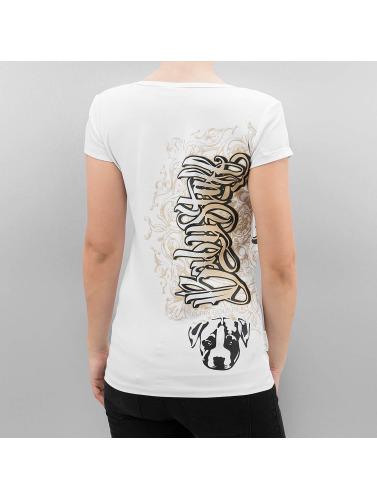 Babystaff Mujeres Camiseta Daxima in blanco