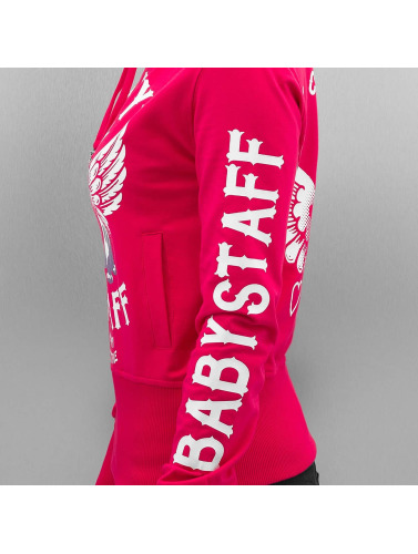 Babystaff Damen Hoody Helos in pink