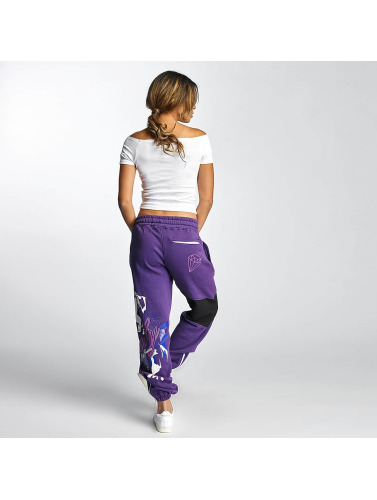 Babystaff Damen Jogginghose Arise in violet