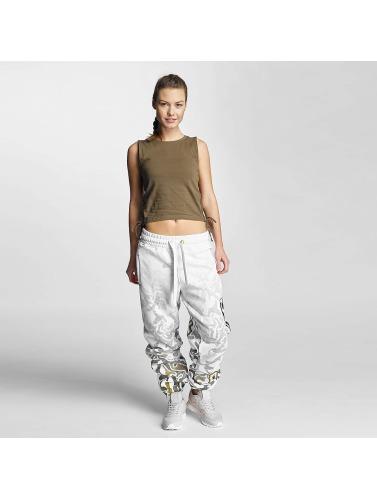 Babystaff Mujeres Pantalón deportivo Cedia in blanco