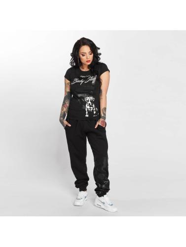 Babystaff Mujeres Pantalón deportivo Zenia in negro