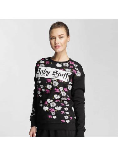 Babystaff Ladies Pullover Rya En Noir