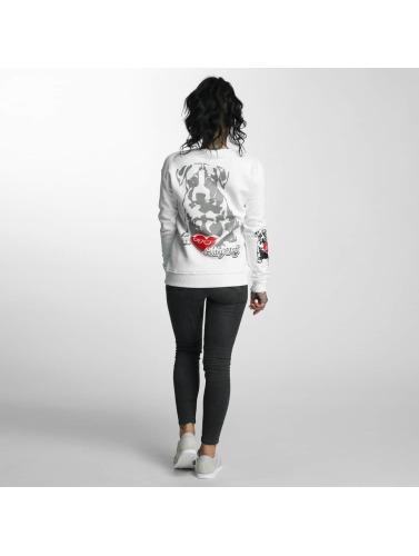 Babystaff Damen Pullover Koinu in weiß