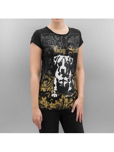 Preise Und Verfügbarkeit Für Verkauf Babystaff Damen T-Shirt Geza in schwarz Billig Verkauf Echt Die Günstigste Zum Verkauf 100% Original gjKe7J4F