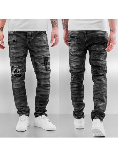 Bangastic Hombres Antifit Lucky 13 in negro