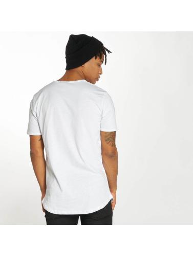 Bangastic Hombres Camiseta Basic in blanco