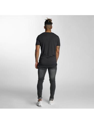 Bangastic Hombres Camiseta Leszek in gris