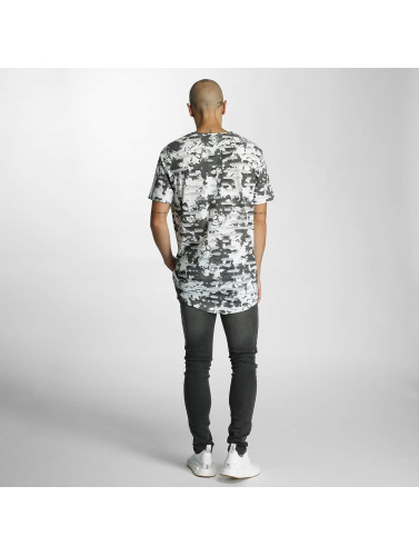 Bangastic Hombres Camiseta Strong in gris